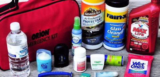 5 Things You Should Always Keep in Your Car I.C.E.