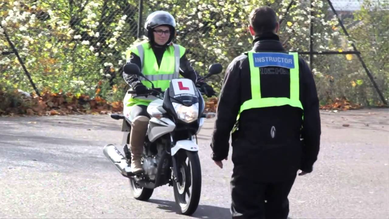 Learn To Ride At Motoden
