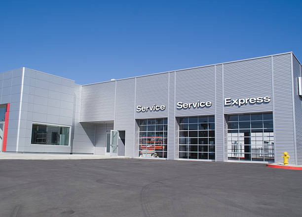 Benefits Of Using A Mercedes Benz Auto Service Center Near Your Home