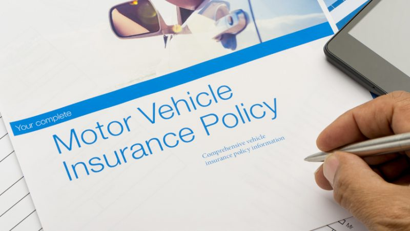 A Guide to Auto Insurance Policies